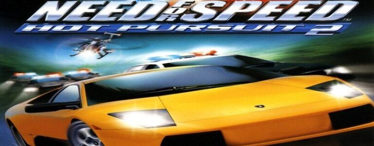 Need For Speed Hot Persuit