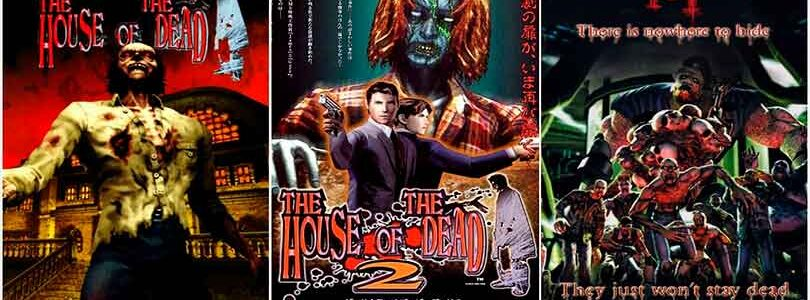 The House Of The Dead Trilogy