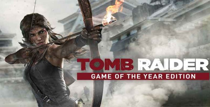 Tomb Raider (2013) Game Of The Year Edition