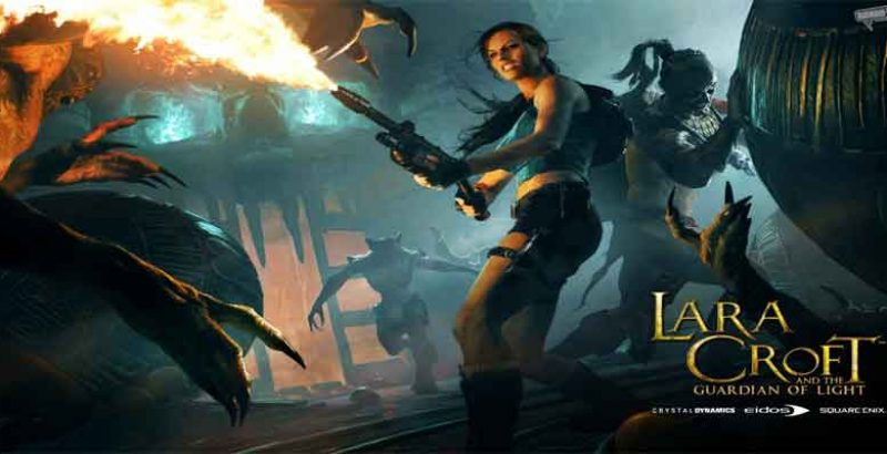 Tomb Raider: Lara Croft and the Guardian of Light