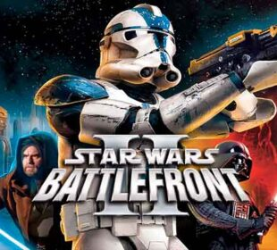 Star Wars Battle Front II 2005