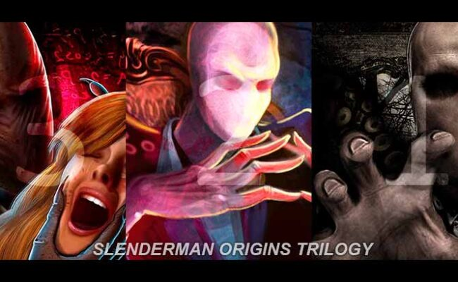 Slenderman Origins Trilogy