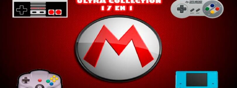 Super Mario Ultra Collection 17 en 1