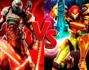 Doom Slayer vs Samus Aran (Doom) vs (Metroid)