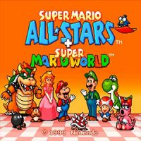 Super Mario All Stars + Super Mario World (USA) [SNES ROM]
