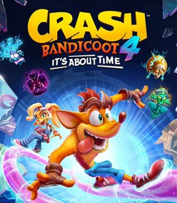 Crash Bandicoot 4: It's About Time