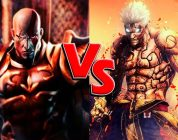 Kratos vs Asura (God of War) vs (Asura's Wrath)