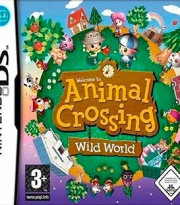 Animal Crossing: Wild World [ESPAÑOL] [NDS]