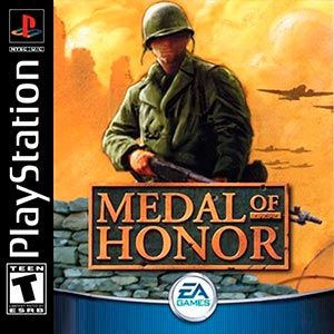 medal of honor psx download